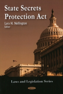 State Secrets Protection Act, Paperback / softback Book
