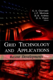 Grid Technology & Applications : Recent Developments, Hardback Book