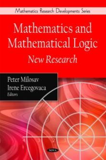 Mathematics & Mathematical Logic : New Research, Hardback Book