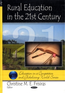 Rural Education in the 21st Century, Hardback Book