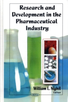 Research & Development in the Pharmaceutical Industry, Hardback Book