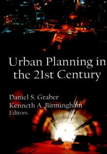 Urban Planning in the 21st Century, Hardback Book