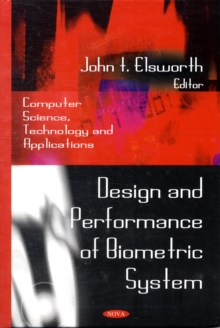 Design & Performance of Biometric System, Hardback Book