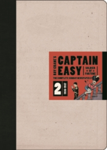 Captain Easy: The Complete Sunday Newspaper Strips Vol.2, Hardback Book