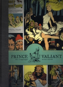 Prince Valiant Vol.5: 1945-1946, Hardback Book