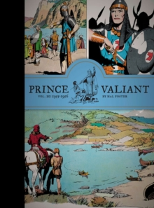 Prince Valiant Vol. 10: 1955-1956, Hardback Book