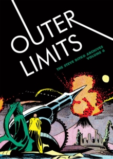 Outer Limits: The Steve Ditko Archives Vol. 6, Hardback Book