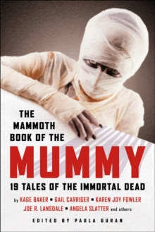 The Mammoth Book of the Mummy, Paperback / softback Book