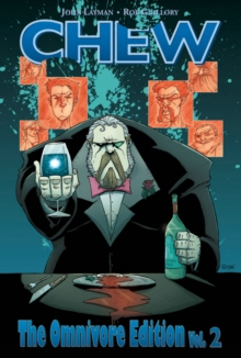 Chew Omnivore Edition Volume 2, Hardback Book