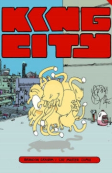 King City, Paperback Book