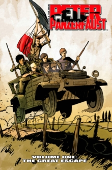 Peter Panzerfaust Volume 1: The Great Escape, Paperback / softback Book