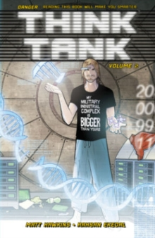 Think Tank Volume 2, Paperback / softback Book