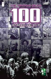 The Walking Dead 100 Project, Paperback / softback Book