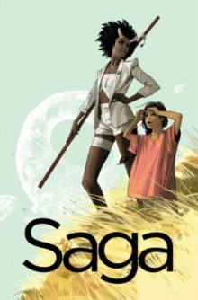 Saga Volume 3, Paperback / softback Book