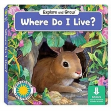 Where Do I Live?, Board book Book