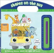 Shapes on the Bus, Mixed media product Book