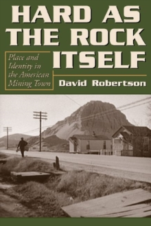 Hard As The Rock Itself, Paperback Book