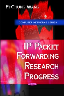 IP Packet Forwarding Research Progress, Paperback / softback Book