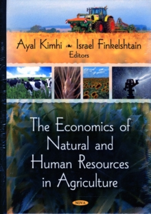 Economics of Natural & Human Resources in Agriculture, Hardback Book