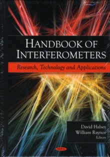 Handbook of Interferometers : Research, Technology & Applications, Hardback Book