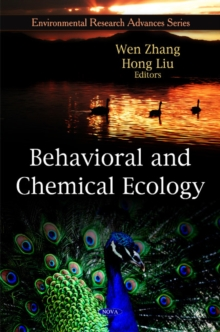 Behavioral & Chemical Ecology, Hardback Book
