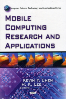 Mobile Computing Research & Applications, Hardback Book
