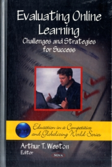 Evaluating Online Learning : Challenges & Strategies for Success, Hardback Book