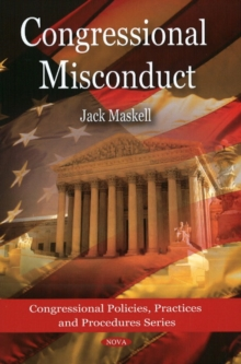 Congressional Misconduct, Paperback / softback Book