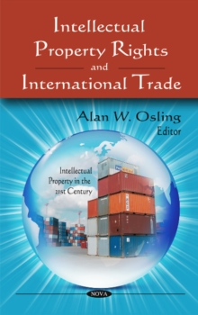 Intellectual Property Rights & International Trade, Hardback Book