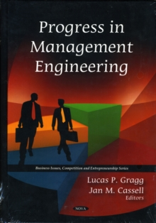 Progress in Management Engineering, Hardback Book