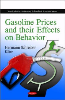 Gasoline Prices & their Effects on Behavior, Paperback Book