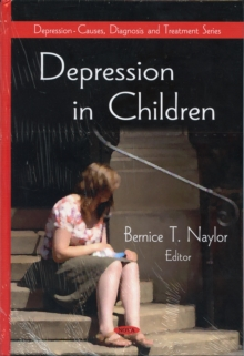 Depression in Children, Hardback Book