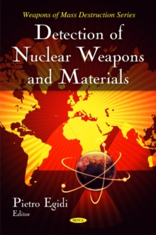 Detection of Nuclear Weapons & Materials, Hardback Book