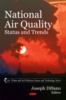 National Air Quality : Status & Trends, Hardback Book