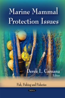 Marine Mammal Protection Issues, Paperback / softback Book