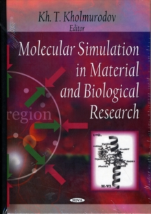 Molecular Simulation in Material & Biological Research, Hardback Book