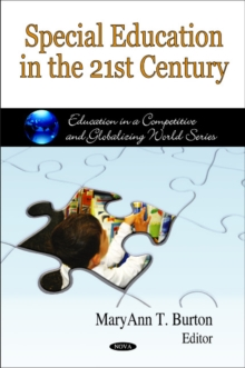 Special Education in the 21st Century, Hardback Book