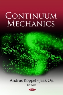 Continuum Mechanics, Hardback Book