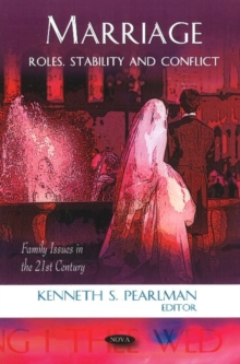Marriage : Roles, Stability & Conflict, Hardback Book