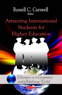 Attracting International Students for Higher Education, Paperback / softback Book