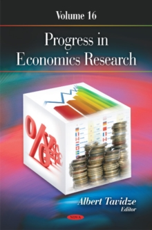 Progress in Economics Research : Volume 16, Hardback Book