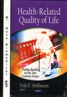 Health-Related Quality of Life, Hardback Book
