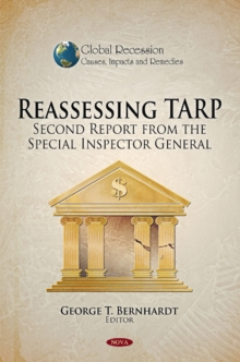 Reassessing TARP : Second Report from the Special Inspector General, Hardback Book