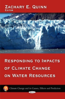 Responding to Impacts of Climate Change on Water Resources, Hardback Book