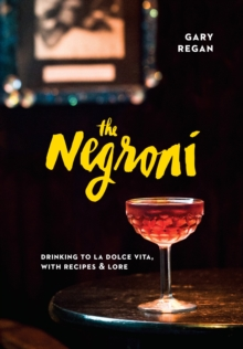 The Negroni, Hardback Book