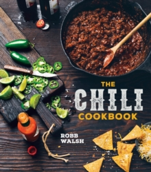 The Chili Cookbook, Hardback Book