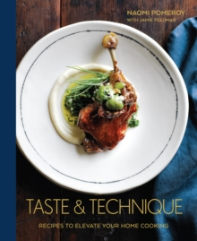 Taste & Technique, Hardback Book