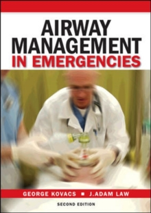 Airway Management in Emergencies, Paperback / softback Book
