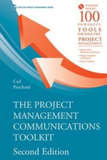 The Project Management Communications Toolkit, Hardback Book