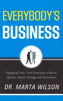 Everybody's Business, Paperback Book